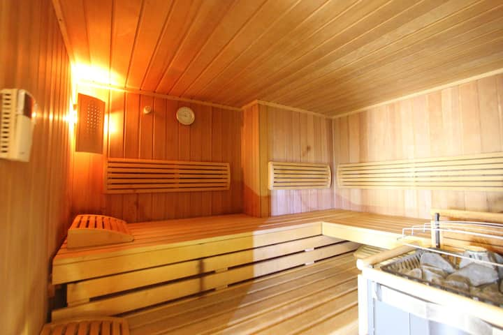 Vintage Apartment with Sauna in Hopfgarten