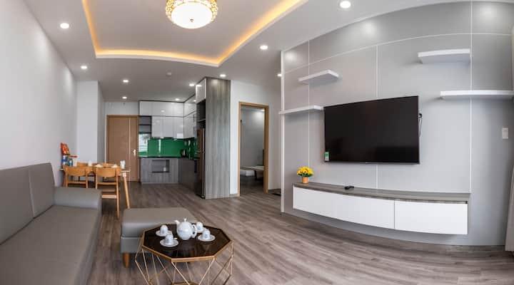 36th Fl Breathtaking Seaview Apartment Nha Trang