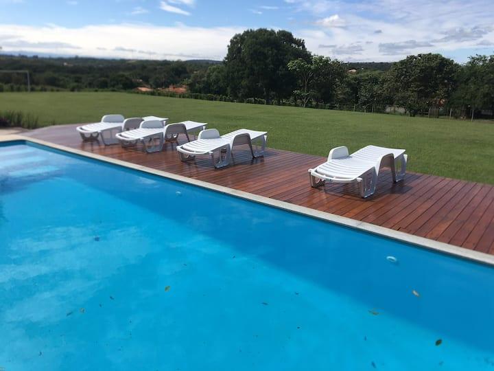 Casa de campo Villa di Viana