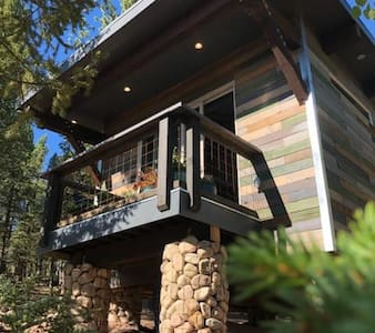 Rock Rest Eco-Cabin