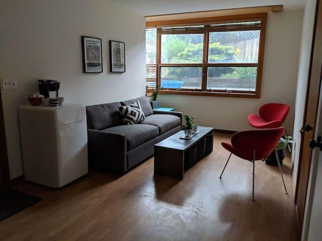 Entire floor of modern home-Boulder