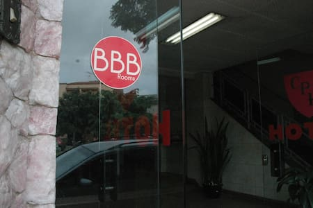 BBB Rooms Estação da Luz Individual - São Paulo - Bed & Breakfast