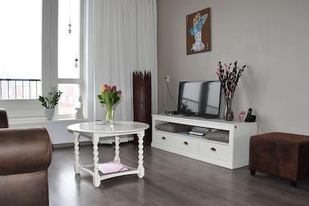 Groot en comfortabel appartement vlakbij Hoorn - Zwaag - Pis