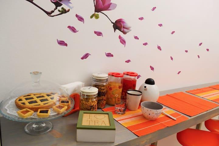 B&B Magnolia-camera matrimoniale - Lentate sul Seveso - Bed & Breakfast