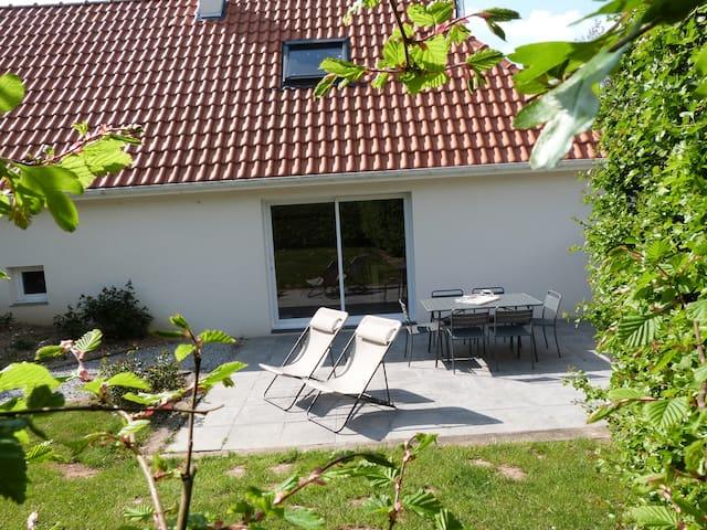 Agréable logement  à proximité de Wissant - Bonningues-lès-Calais - ที่พักธรรมชาติ
