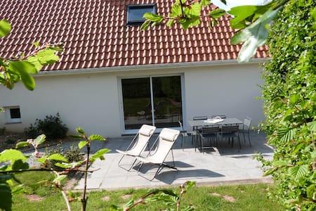 Agréable logement  à proximité de Wissant - Bonningues-lès-Calais - Přírodní / eko chata