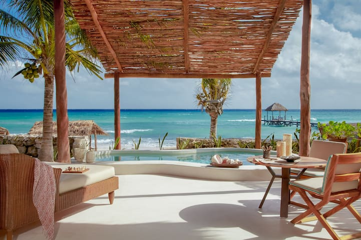 Viceroy Riviera Maya - Beachfront Villa