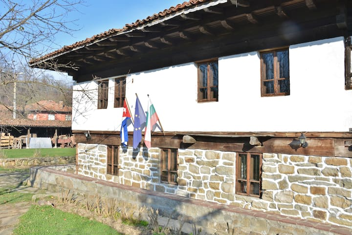 Guest house Yovchevata kashta-Home away from home