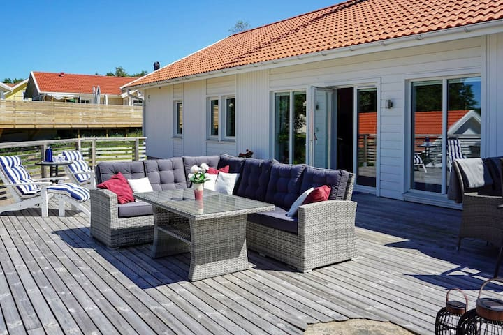 4 star holiday home in HUNNEBOSTRAND