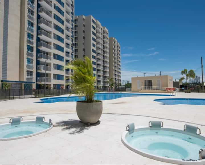 Excelente apartamento nuevo en Ricaurte