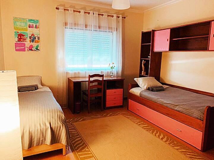 Solid Stay Inn, triple room