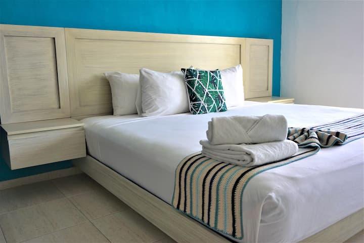 Increíble habitación con Balcón #PuntaNorte