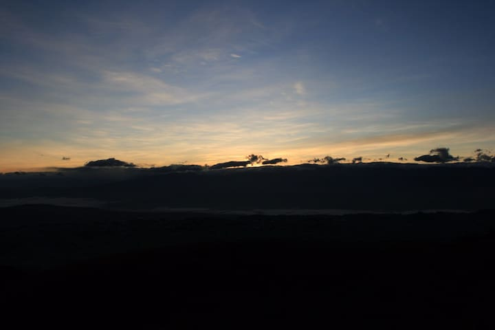 Camping dentro de Quito con la mejor vista