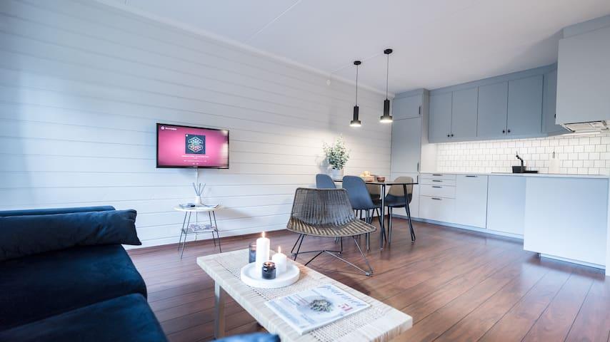 Beautiful 2 Bedroom - nice located in Hemsedal