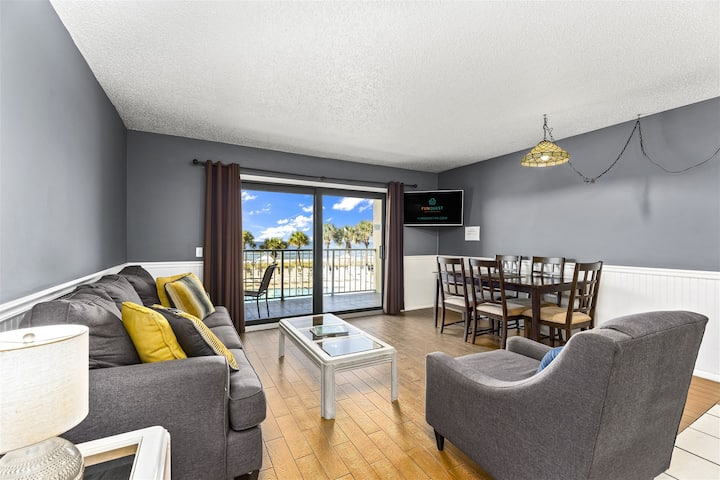 The Summit 214 - Cozy Ocean Front Condo with Great Views
