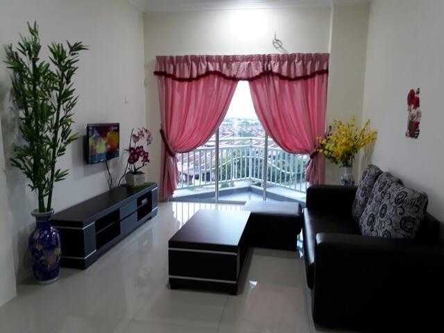 Homestay @ Sky Garden Condominium, Klebang - Chemor - Multipropiedad