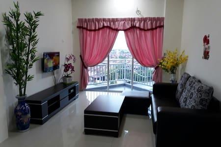 Homestay @ Sky Garden Condominium, Klebang - Chemor - Teilzeitwohnung