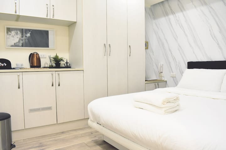 Simply Elegant room@SOHO東區 2Mins away MRT