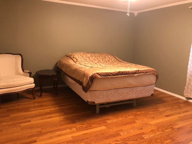 Master Suite-Cozy & Quiet near DC, MD and VA