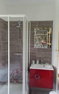 logement aux allures ardéchoises - Antraigues-sur-Volane - Apartment - 2