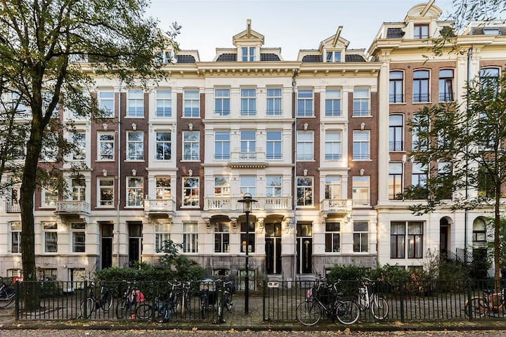 Great place for exploring the best of Amsterdam!