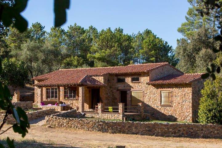 Casa La Arboleda - Sierra de Monesterio - Monesterio - Talo