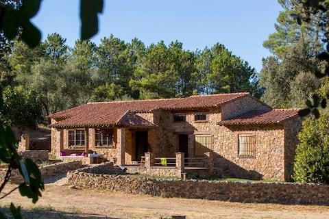 Casa La Arboleda - Sierra de Monesterio