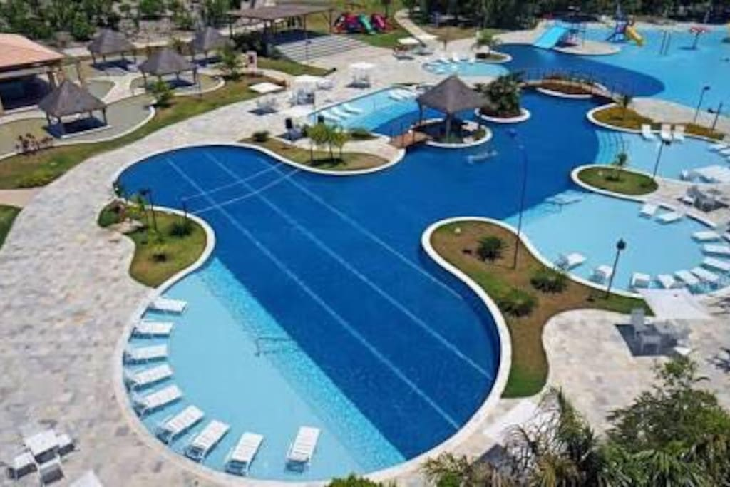 Piscinas Resort