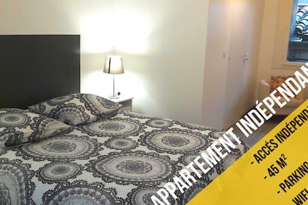 Appartement charmant - Centre Castelnaudary