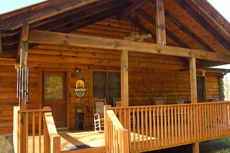 Sunset Ridge Mountain Cabin- Get Away From It All!