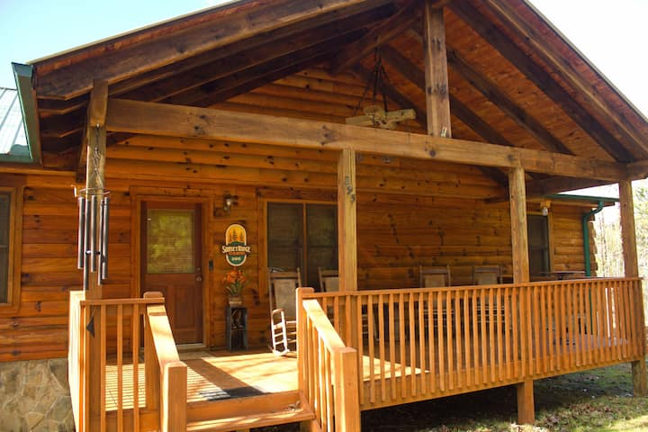 Sunset Ridge Cabin- get away from it all!