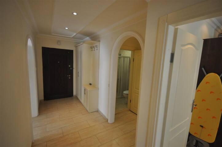 YAGMUR APARTMENT NR-4 - Alanya - Apartamento