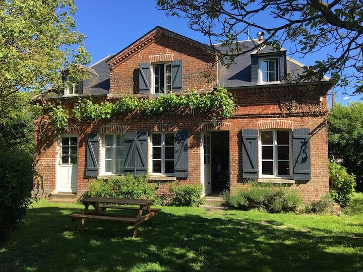Cottage near to Honfleur