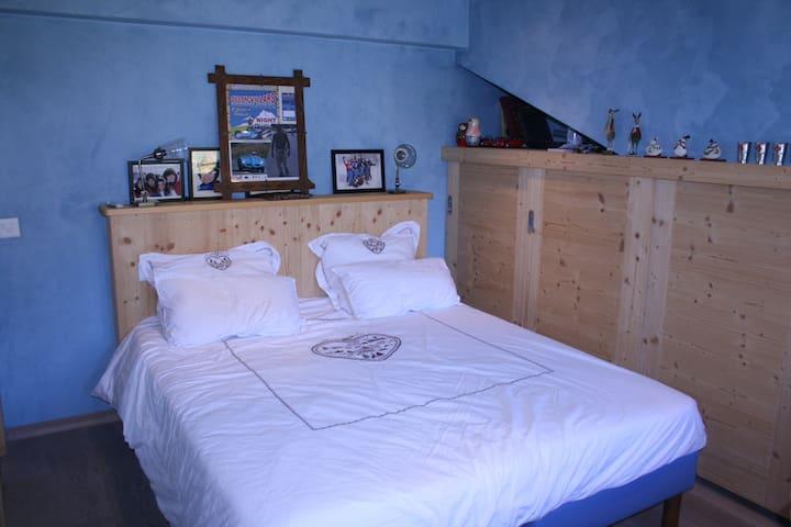 double-bed room 1st floor
