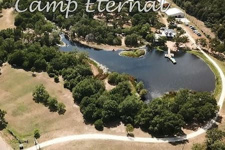 Camp Eternal - Family and group retreats