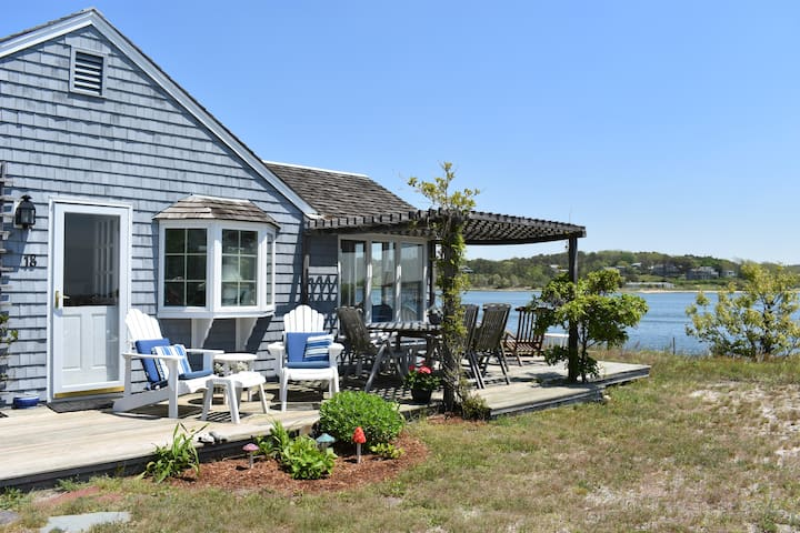 Relax by the water in Wellfleet!