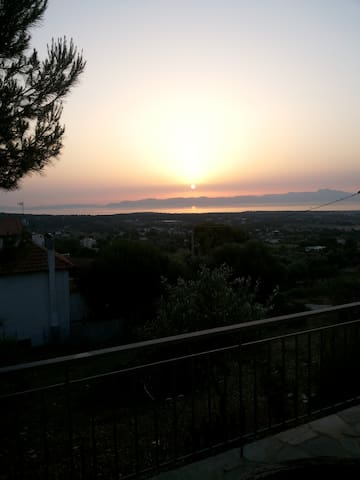 Dream View near Athens Airport - Agia Kiriaki - Hus