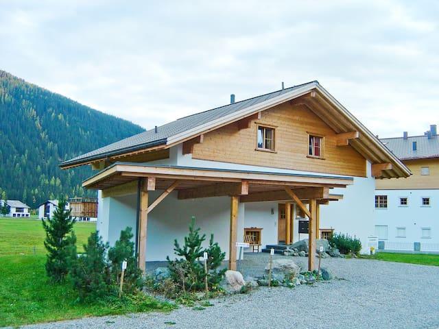Traumhafte 2.5 Zimmer Wohnung mit Bergsicht - Davos Dorf - Condominium