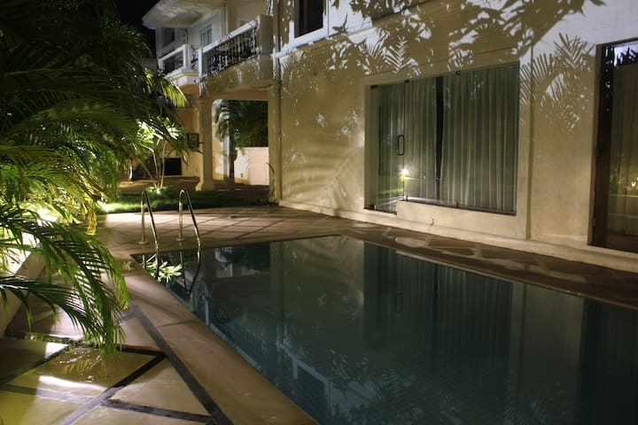 Private Pool Villa in Goa