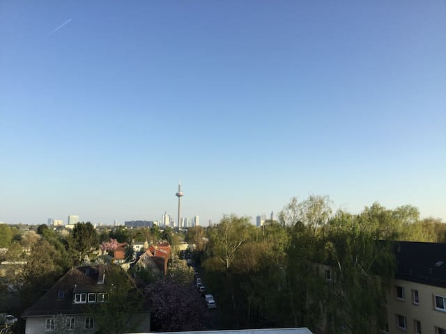 17° Antoninusstr - Frankfurt nad Mohanem - Byt