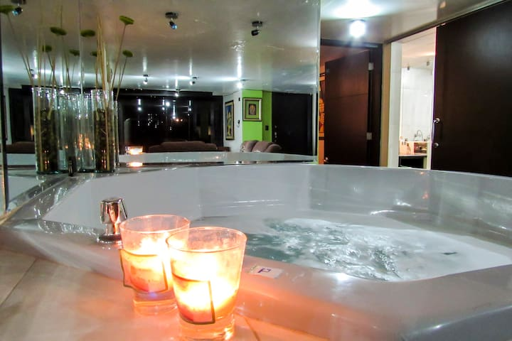 Luxury Penthouse Apartment-Departamento Suit - Quito - Apartamento