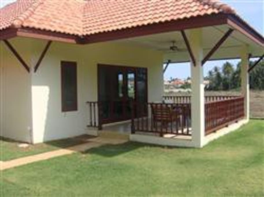 3 Bedroom Bungalow With Pool 02 Bungalows For Rent In Ao Nang Krabi Thailand