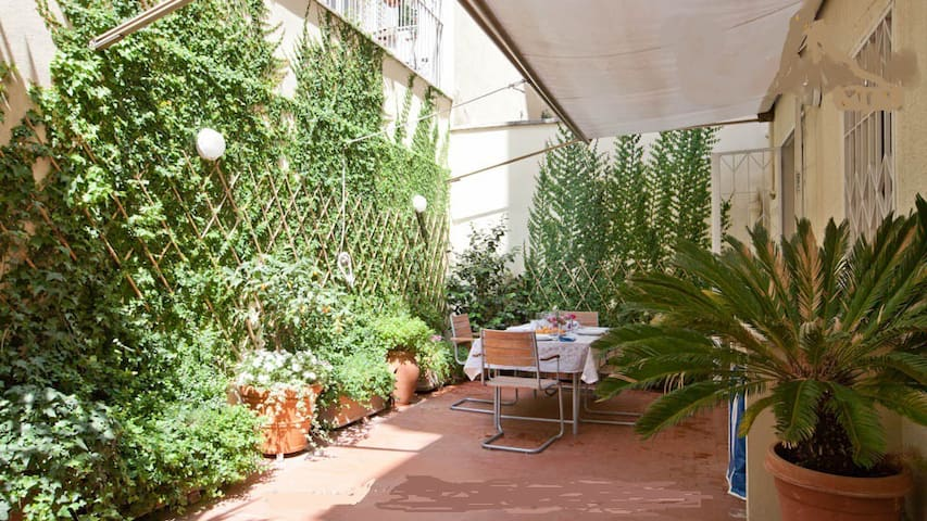 la terrazza di Germana - Roma - Apto. en complejo residencial