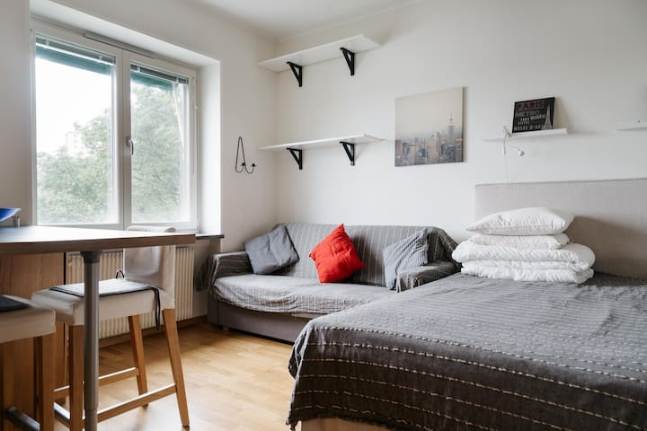 City Apartment in Vibrant Area of Södermalm