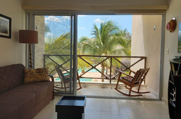 Apartment  in the Emerald Coast of Yucatán