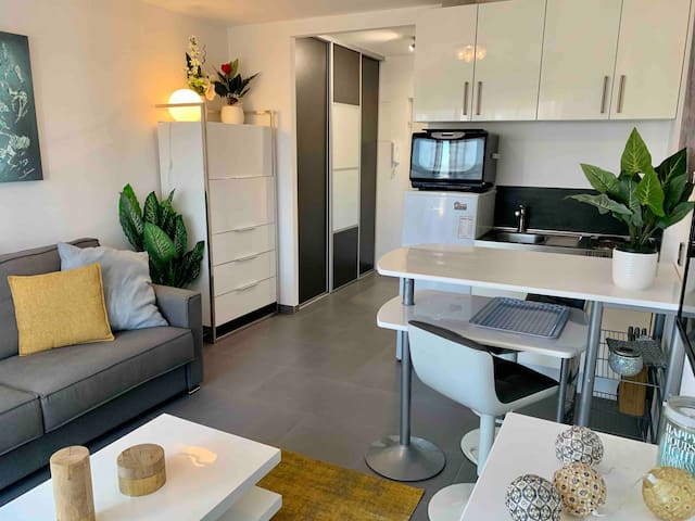 Appartement Cosy proche plage et centre-ville