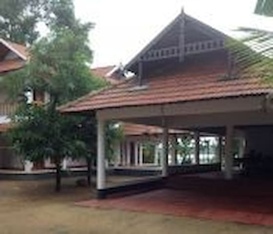 1515Mepra the hidden roots farm house - Changanassery