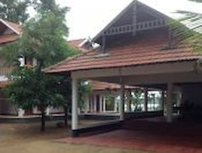 1515Mepra the hidden roots farm house - Changanassery - Haus