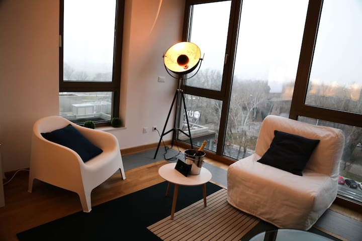 XY Apartments - modern & cozy with panoramic view