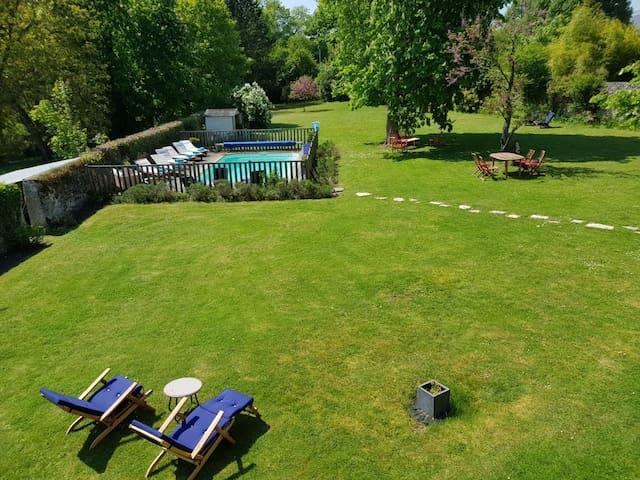 HOTEL L'Aunette Cottage Chamant 60300